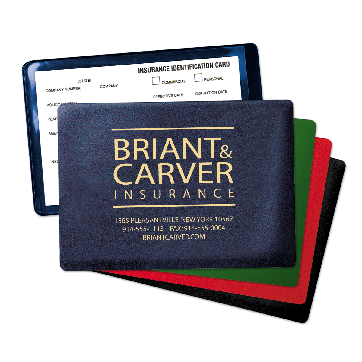 picture of insurance card holder - Insurance Card Holder