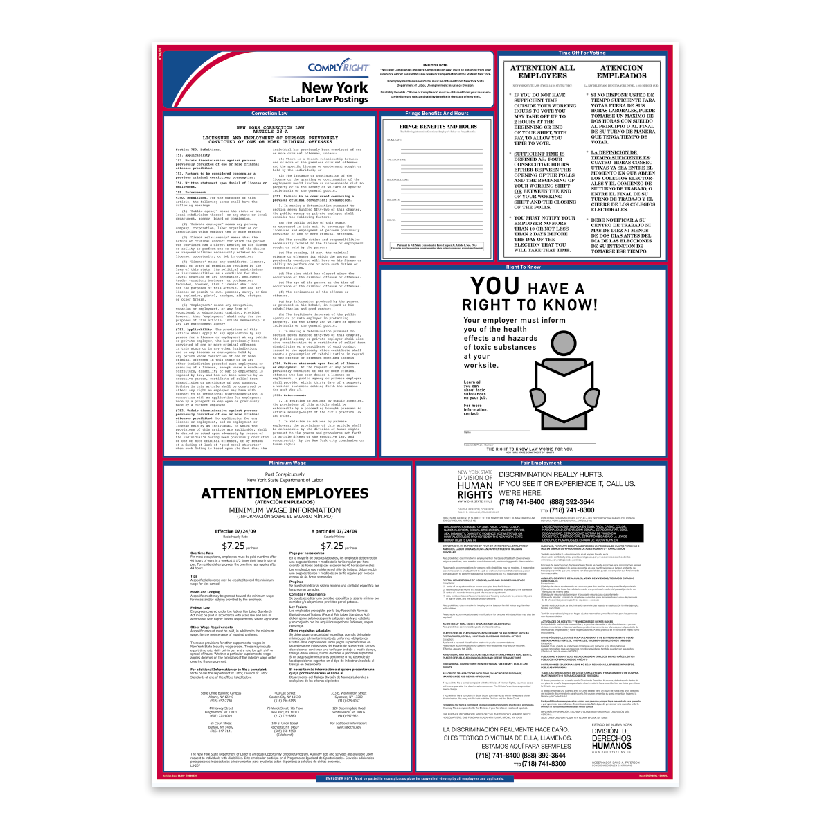 Labor law state posters mines press picture of labor law state posters sciox Images
