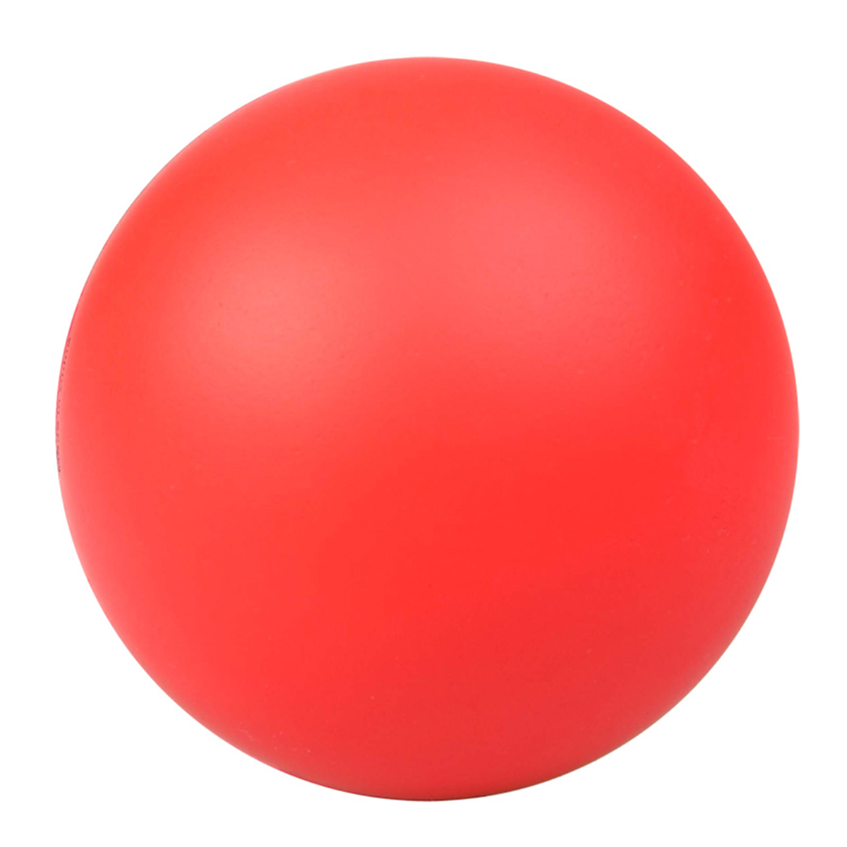 Round stress ball reliever mines press