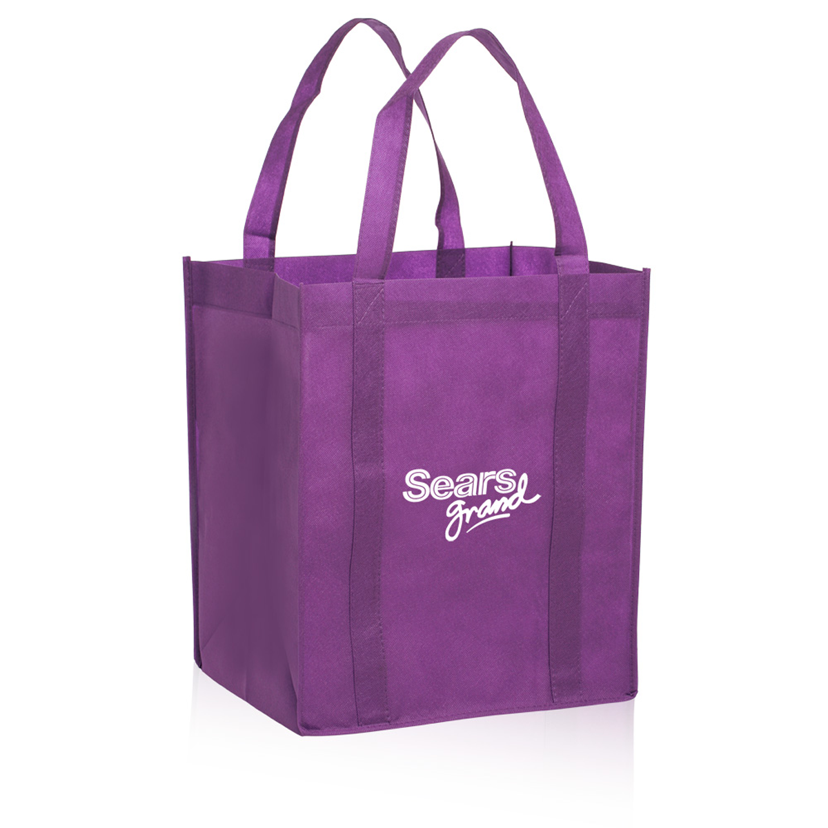 Grocery tote bags