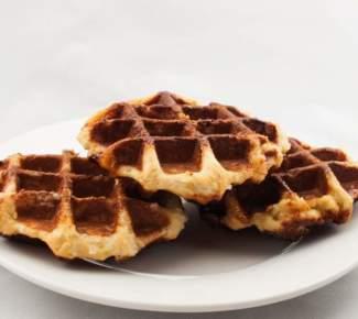 Mr. Waffle - Authentic Belgian Waffles in Shanghai