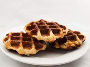 Mr. Waffle - Authentic Belgian Waffles in Shanghai
