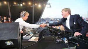 Armin van Buuren King Willem-Alexander