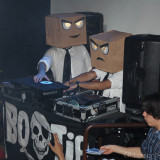 DJs From Mars, Entyme aka DJ Tyme & Nathan Scot @ Bootie