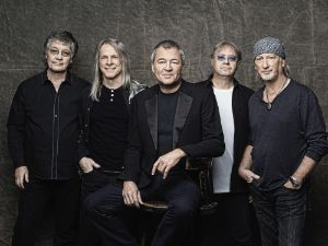 Die Band Deep Purple.