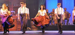 Irish Celtic im Deutschen Theater