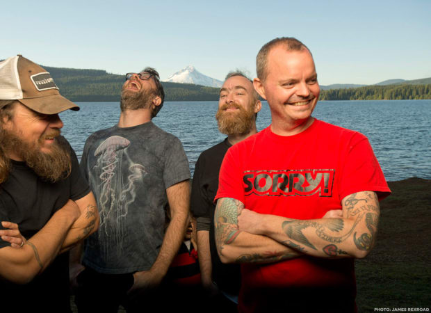 RED FANG : 5 dates en juin