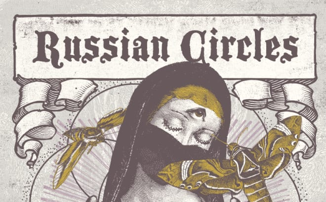 RUSSIAN CIRCLES en tournée en mars