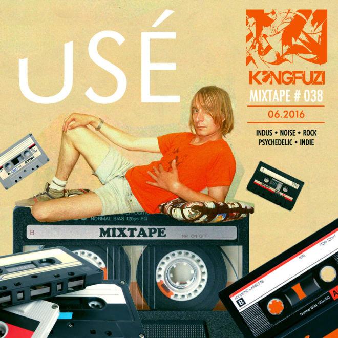 Mixtape KONGFUZI #43: Usé