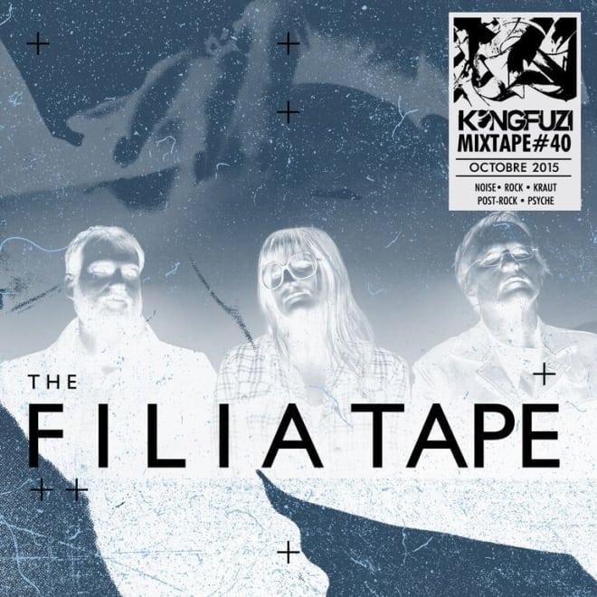Mixtape KONGFUZI #40: Filiatape