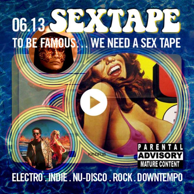 Mixtape KONGFUZI #15 : SEXTAPE!!