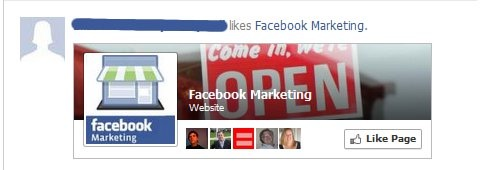 Facebook cover image changes - added to newsfeed