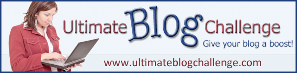 Join the Ultimate Blog Challenge