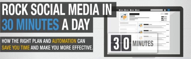 social media marketing in just 30 minutes?