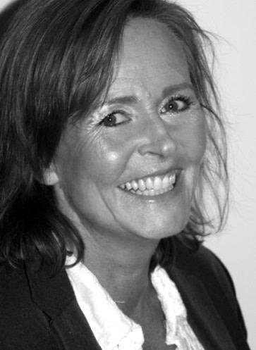 Nina Gonella, leder for lønn, Accountor i Oslo
