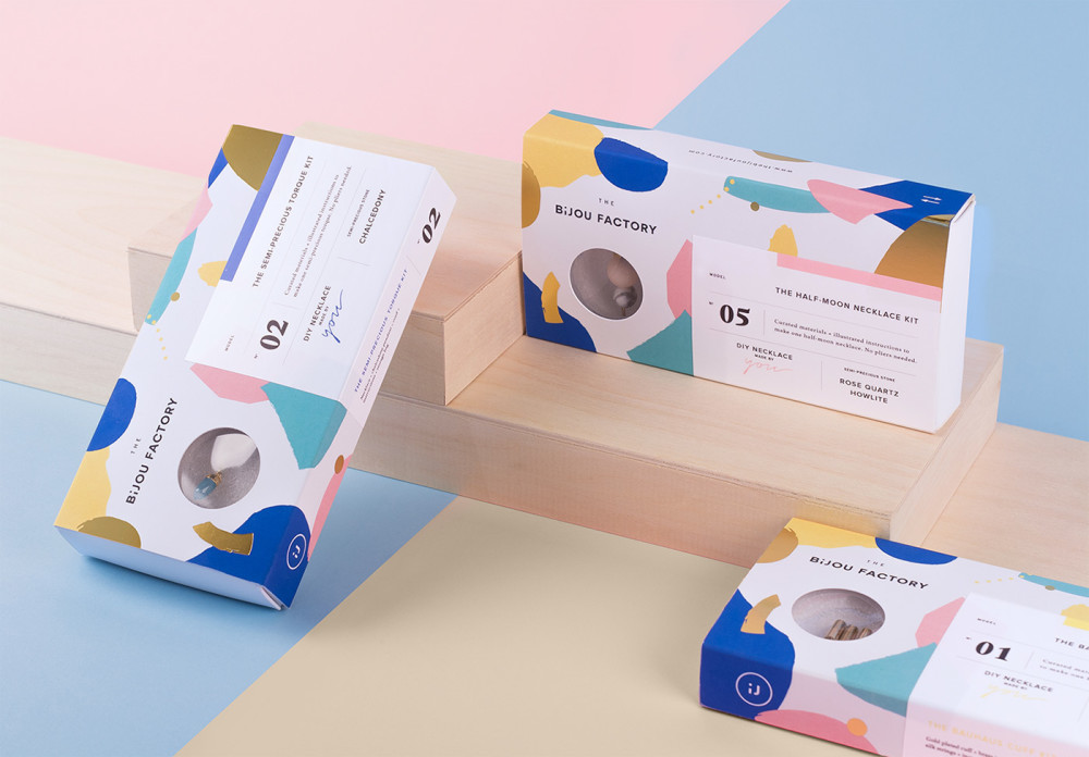 Karman Jewellerys EDGE Collection Exclusive Packaging By Edinas Paper Installations
