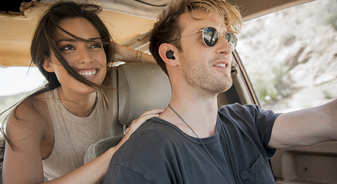 Bragi The Headphone, fullstendig trådløse ørepropper