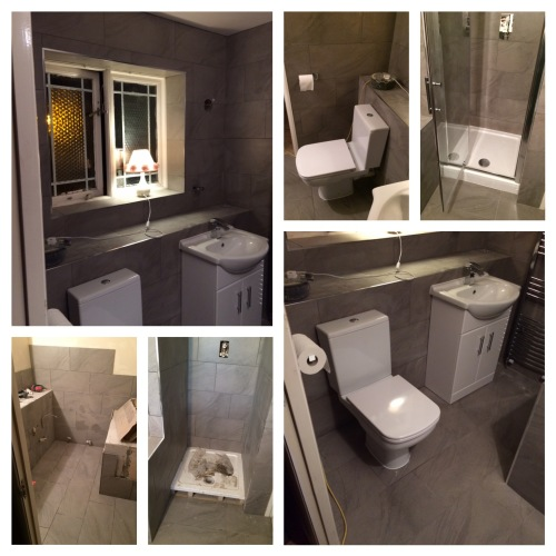 Bathroom Fitters In Derby