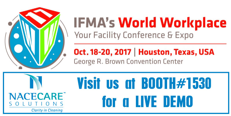 NaceCare Solutions IFMA World Workplace 2017