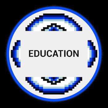 Education external icon