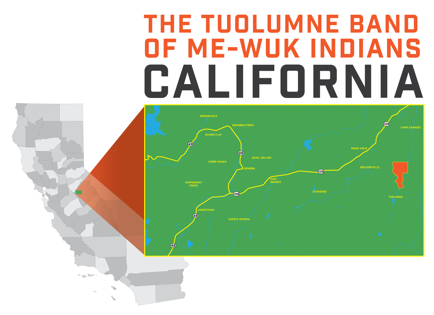 The Tuolumne Band of Me-Wuk Indians
