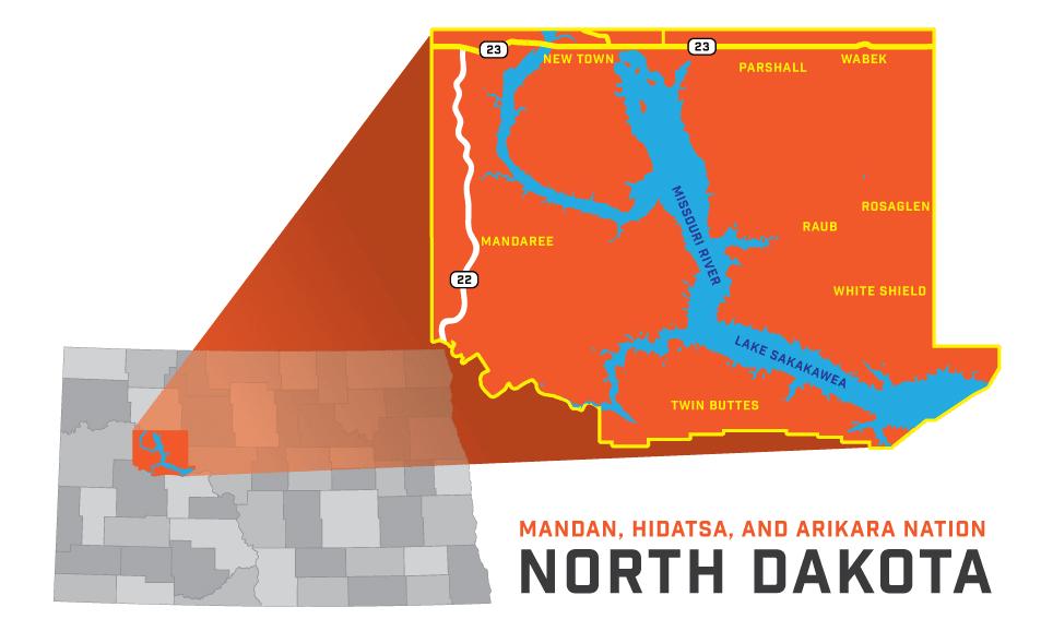 Mandan, Hidatsa, & Arikara Nation