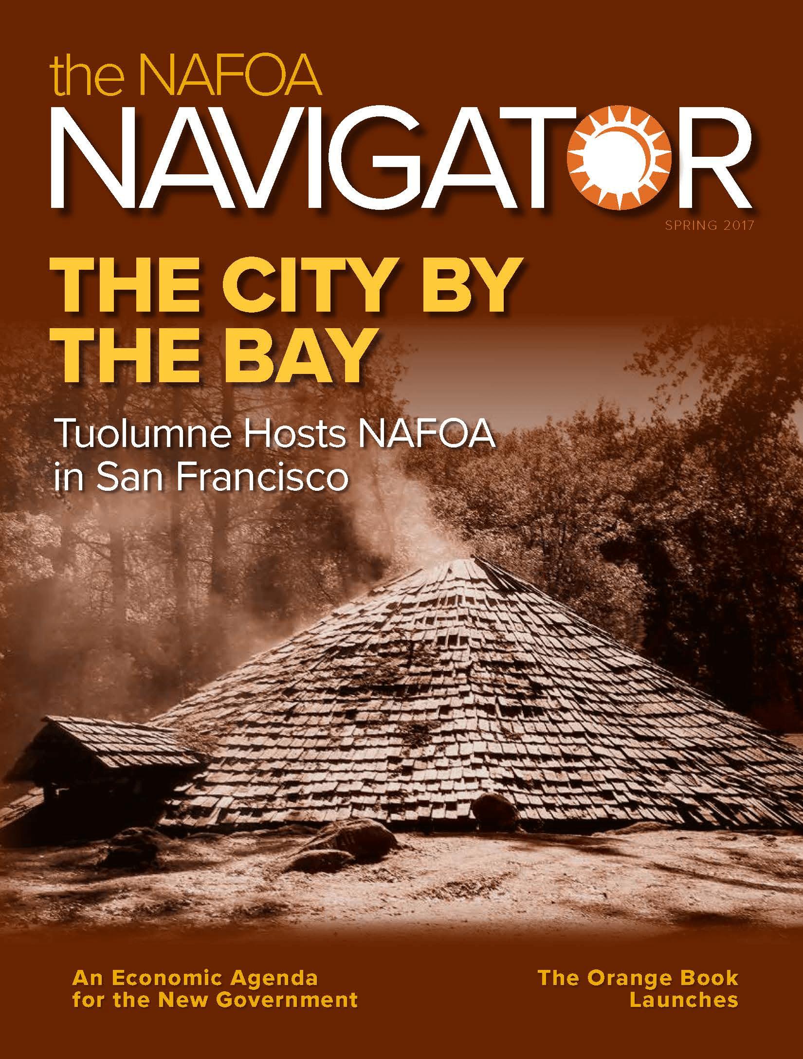 Spring 2017 NAFOA Navigator