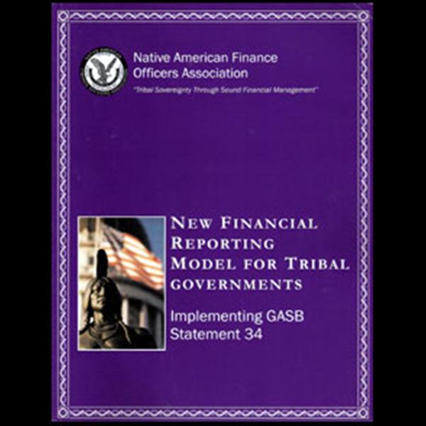 Newfinancialreportingmodelfortribalgovernments