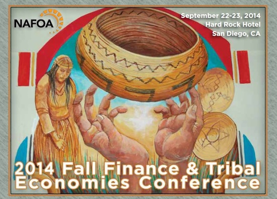 Evt30 photo 2014 fall finance and tribal economies conference postcard