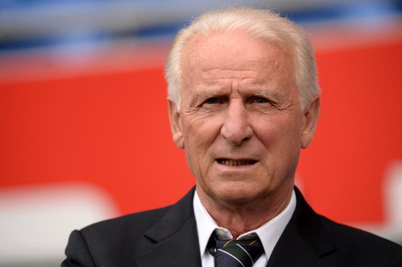 """trapattoni wmn03f - Trapattoni: """"Napoli-Inter sfida psicologica, presto per lo scudetto"""""""