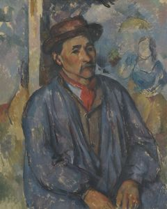Late Shift Lecture: In Conversation: Cézanne Portraits