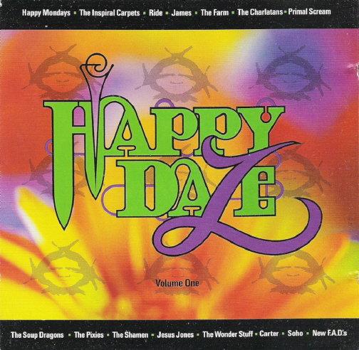Various Artists - Happy Daze