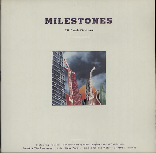 Various Artists - Milestones
