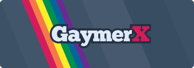 GaymerXLogo