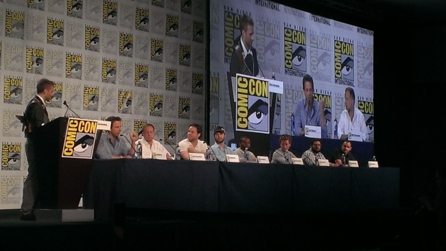 The Awesomes at Comic Con 2013