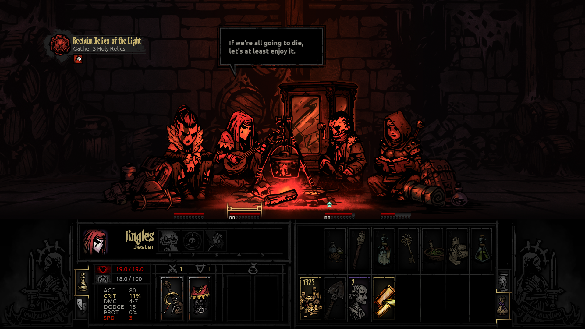 Getting Mental With Darkest Dungeon
