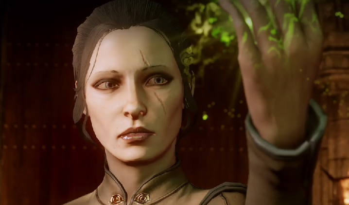 The Amazing Women Of Dragon Age: Inquisition