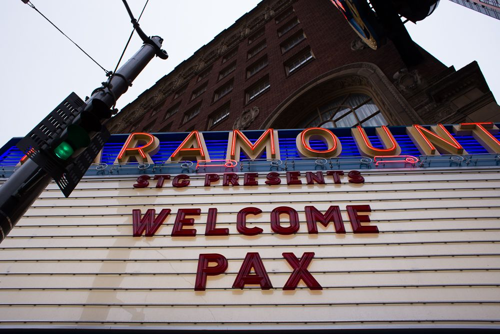 PAX Prime 2014: Welcome To PAX (Part One)