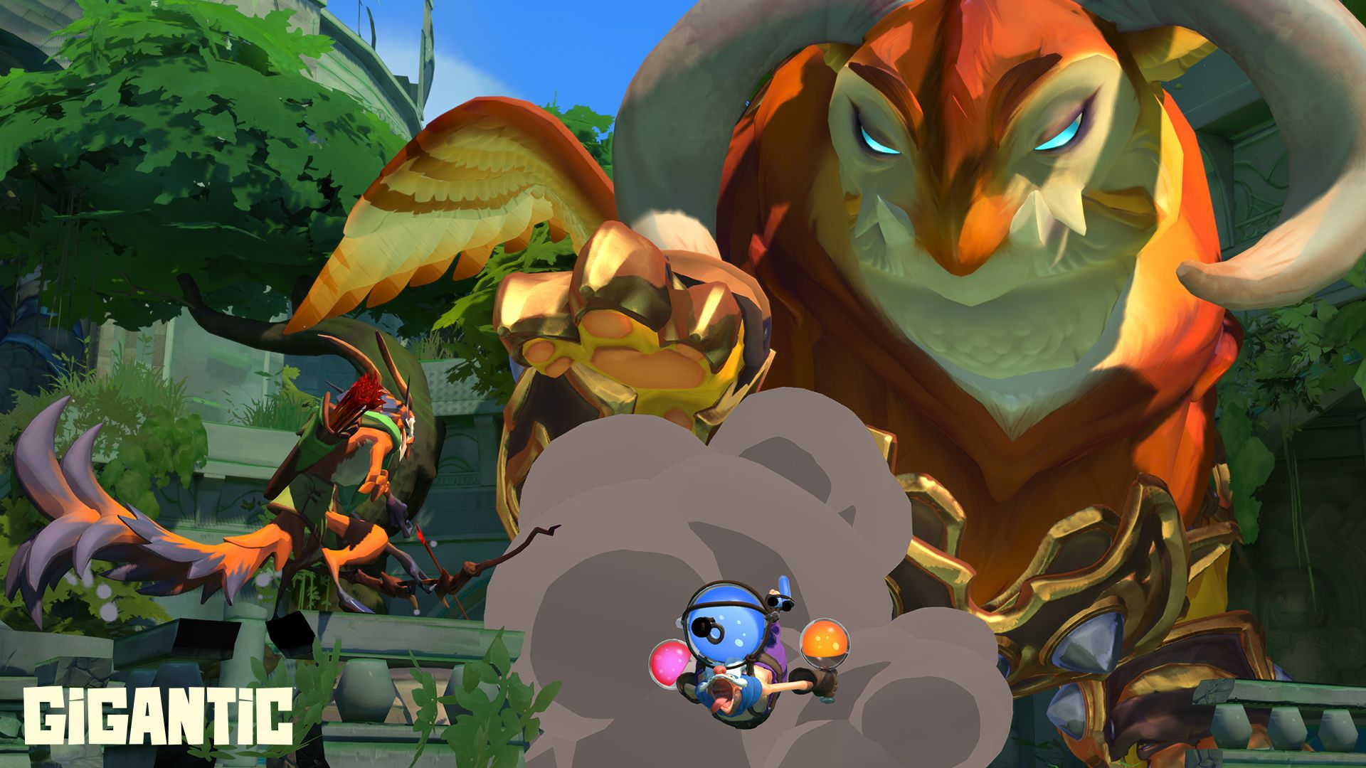 PAX Prime 2014: Gigantic Is Big On Awesome