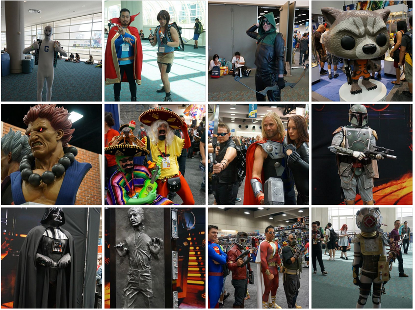 Comic-Con 2014: Photos And More Photos