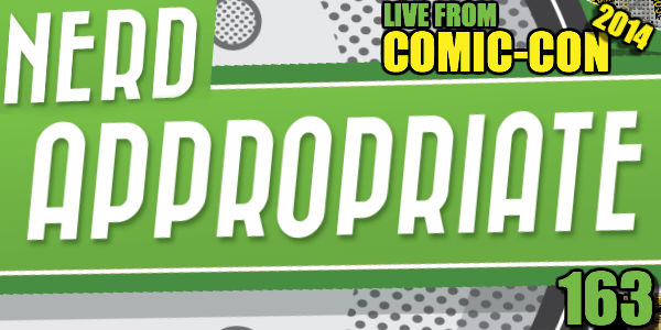 Rated NA 163: Live From SDCC 2014!