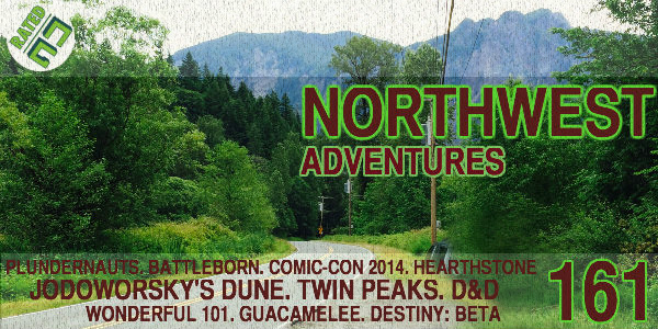 Rated NA 161: Northwest Adventures