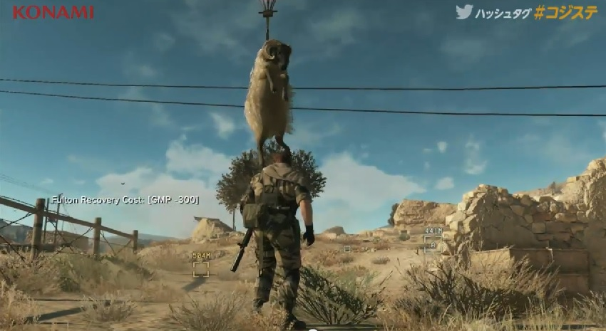 Metal Gear Solid V: The Phantom Pain – E3 Gameplay In English