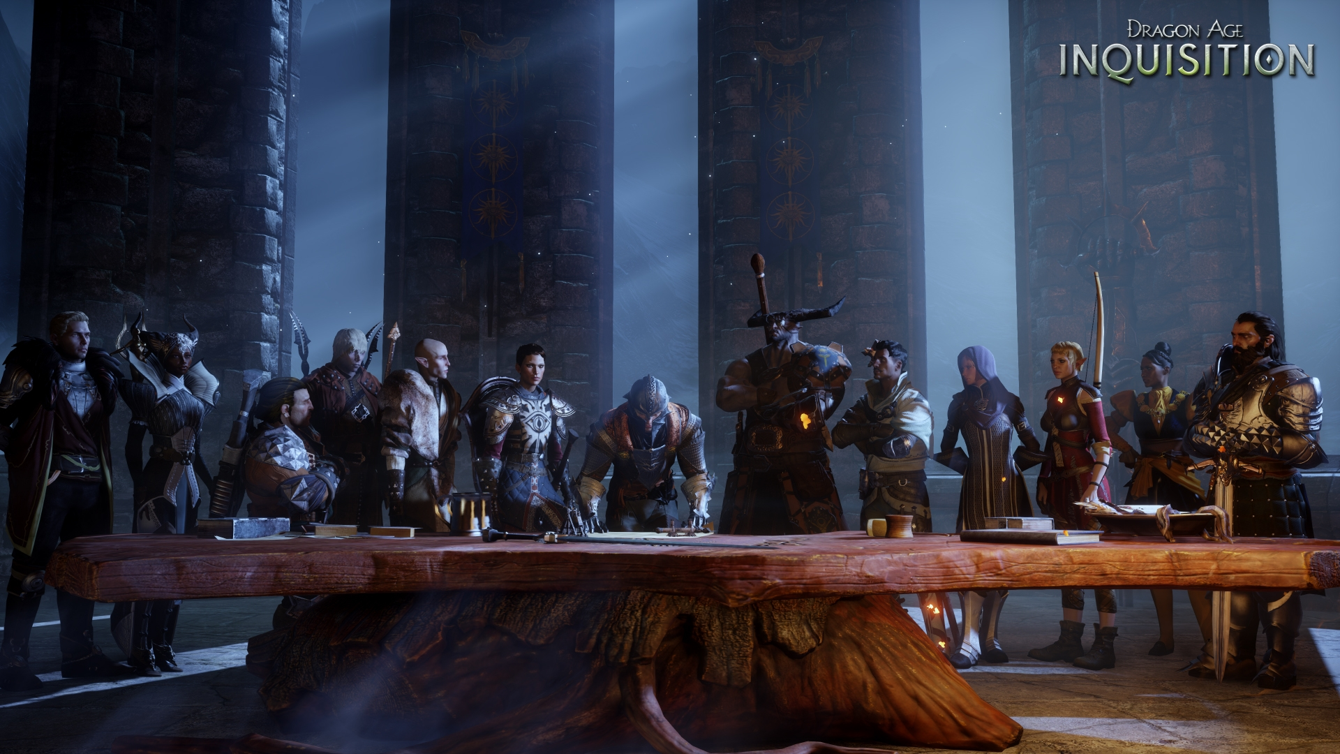 Dragon Age Inquisition: New Trailer And Release Date – Here, Have Some Feelings!