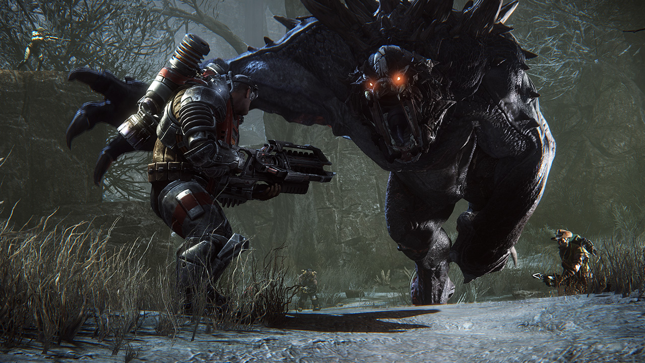 PAX East 2014: EVOLVE – Hunt Or Be Hunted