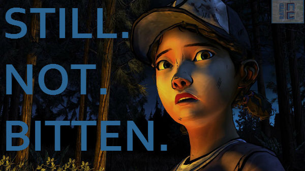 Still. Not. Bitten. – Walking Dead Season Two Begins