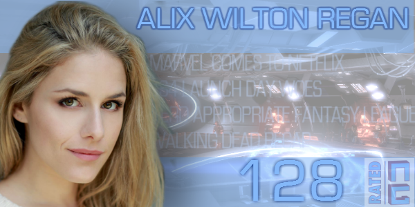 Rated NA 128: Alix Wilton Regan