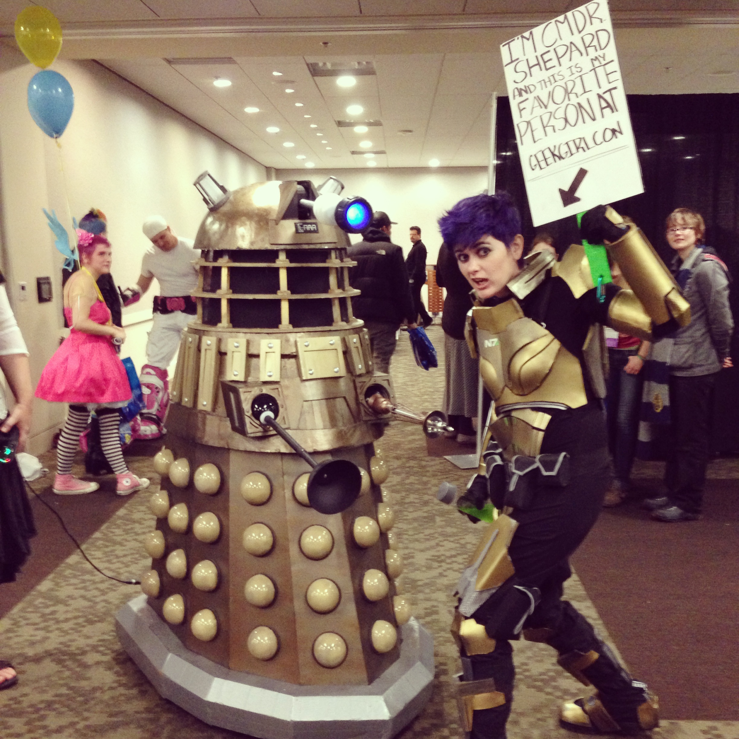 My 1st GeekGirlCon Wrap-Up By Missmayyoke