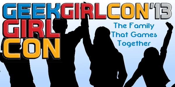 GeekGirlCon 2014: The Family That Games Together