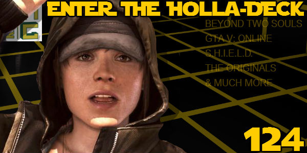 Rated NA 124: Enter The Holla-deck